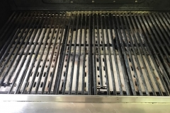 Gas Grill Cleaning