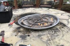 Old Outdoor Fire Pit