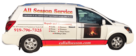 All Season Service Gas Fireplace Service Maintenance Company